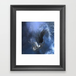 Succumb 2 Framed Art Print