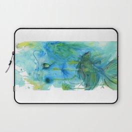 Aquatic Rush Laptop Sleeve