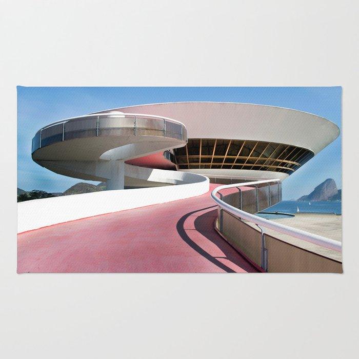 M.A.C. Contemporary Art Museum of Rio de Janeiro  Rug