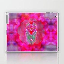 The Hearts Mantra Laptop & iPad Skin