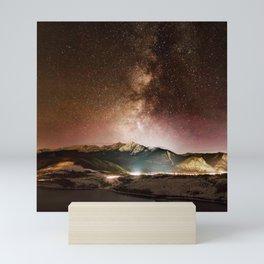 Prospect Milky Way Mini Art Print