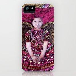 amor divino iPhone Case