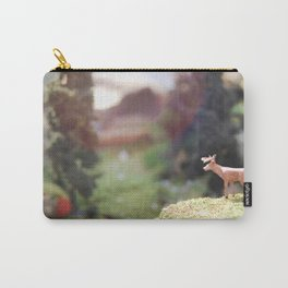 Temporary Happiness part 1 deer Carry-All Pouch