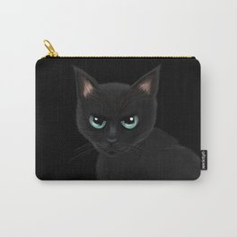 Angry cat Carry-All Pouch