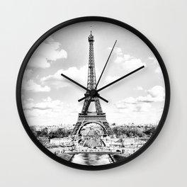 L'EIFFEL Wall Clock
