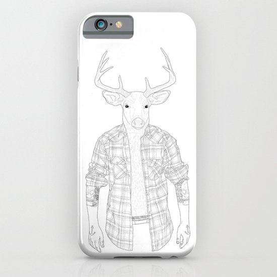 What the Deer ? iPhone & iPod Case
