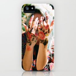 Kara's Hands iPhone Case