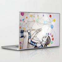 destiny Laptop & iPad Skins featuring Destiny by Heaven7