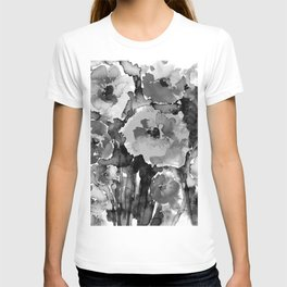 Floral Enchantment No.17D by Kathy Morton Stanion T-shirt
