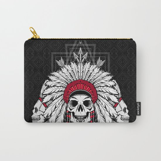 Southern Death Cult Carry-All Pouch