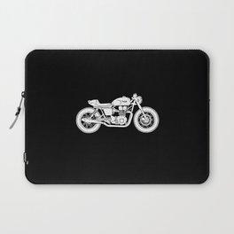 Triumph Bonneville - Cafe Racer series #3 Laptop Sleeve