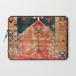 Konya Central Anatolian Niche Rug Print Laptop Sleeve