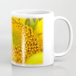 Little bet of sun flower..... Coffee Mug
