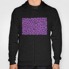 Yzor pattern 006-3 kitai lilac Hoody