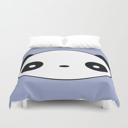 Kawaii And Cute Panda Duvet Cover