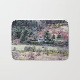 Travel to Ireland: A Country Home Bath Mat