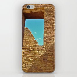 Ancient Window iPhone Skin