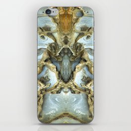 Natures Rock Monsters iPhone Skin