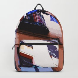 Washing Day Backpack