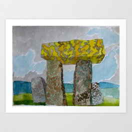 Just Another Landscape Art Print