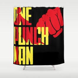 OPM v2 Shower Curtain