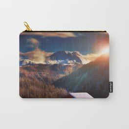 Great Smoky Mountains National Park United States Ultra HD Carry-All Pouch