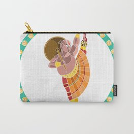 Three Paces of Land Carry-All Pouch
