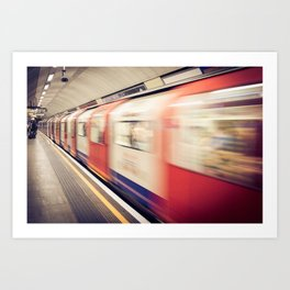 London, England 93 Art Print