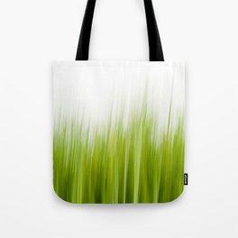 Grass wipe --- Gras-Wusch Tote Bag