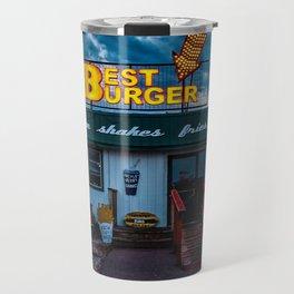 Best Burger Travel Mug
