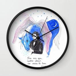 Lorca Wall Clock