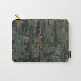 Digital Woodland Camo Carry-All Pouch