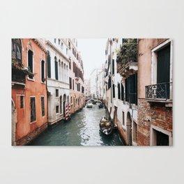 Venice V2 Canvas Print