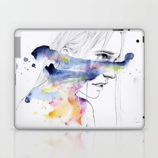 the water workshop IV Laptop & iPad Skin
