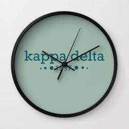 Jewel KD Wall Clock