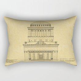 Grant's Tomb Rectangular Pillow