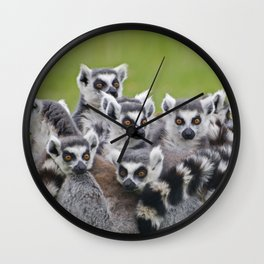 The Troop Wall Clock