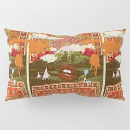 MORNING PSYCHEDELIA Pillow Sham