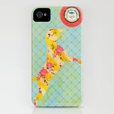 Chinese Lunar New Year and 12 animals  ❤  The DOG 狗 iPhone (4, 4s) Slim Case