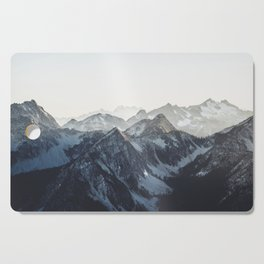 Mountain Mood Cutting Board