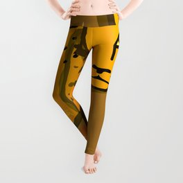 Fragile and Strong Nature 1 Leggings