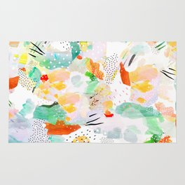 toto: abstract painting Rug