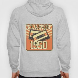 70 th Birthday Gift for Men And Women Born in 1950 Classic Party Birth Anniversary Hoody