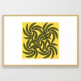Platano Verde / Green Plantain Framed Art Print