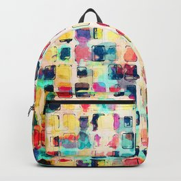 Painted Boxes Backpack