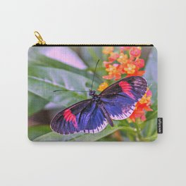 Red Postman Butterfly Carry-All Pouch