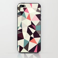 Retro Tris Light iPhone & iPod Skin
