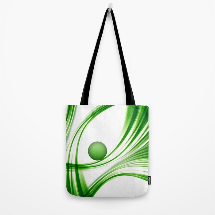 Green 113 Tote Bag