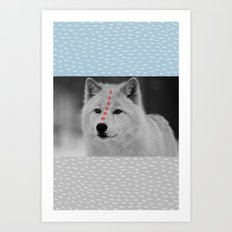 Silent Kingdom Art Print