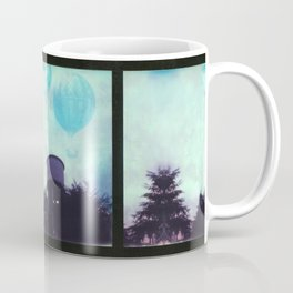 Aerial Daydreaming: hot air ballons Coffee Mug